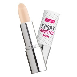 SPORT ADDICED LIP BALM - Pupa for sports addicts pure vanilla