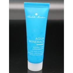 Aqua Minerals Augen und Lippen Maske Charlotte Meentzen entpackt