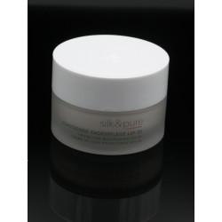 silk und pure schützende TAgespflege LSF 20 Charlotte Meentzen entpackt cosmetics kosmetiks shop