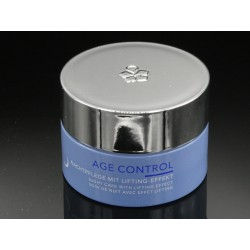 AGE CONTROL Nachtpflege mit Lifting Effekt von Charlotte Meentzen kosmetik cosmetics shop entpackt single