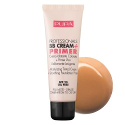 BB Cream & Primer Misch Ölige Haut hell